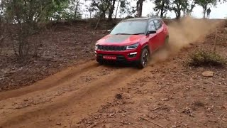 2019 Jeep Compass Diesel Automatic Offroading | Jeep Compass Trail Hawk | 4x4 Jeep Compass