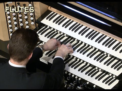 Four Organ Families of Sound - Allen Organs