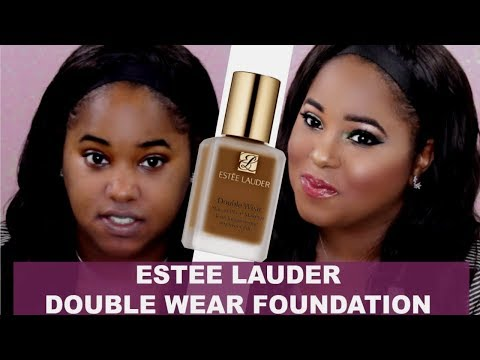 Estee Lauder Double Wear Foundation Review | Oily skin thumbnail