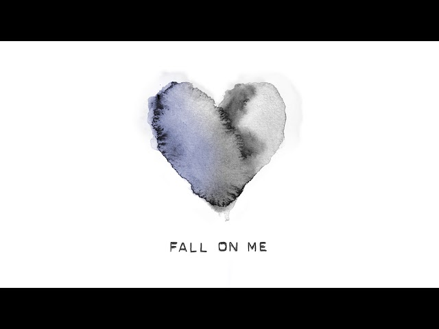 A Great Big World & Christina Aguilera - Fall On Me (Audio)
