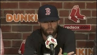 REPORT: Dustin Pedroia planning to end his career