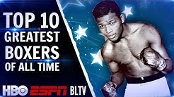 [Boxing Fight] TOP 10 BEST BOXERS OF ALL TIME