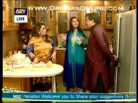 Good Morning PakistanMr & Mrs Shabir Jan Exclusive 4th March 2014 Part3