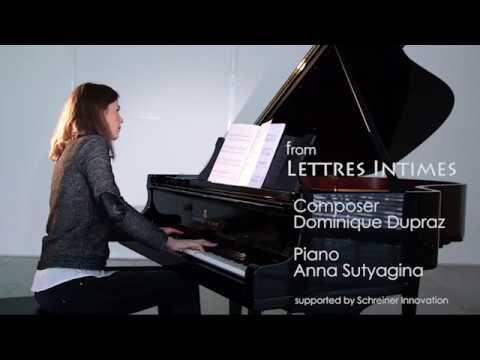 Anna Sutyagina plays Dominique DUPRAZ Part 2