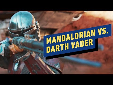 Could The Mandalorian Catch Star Wars Villain Darth Vader?