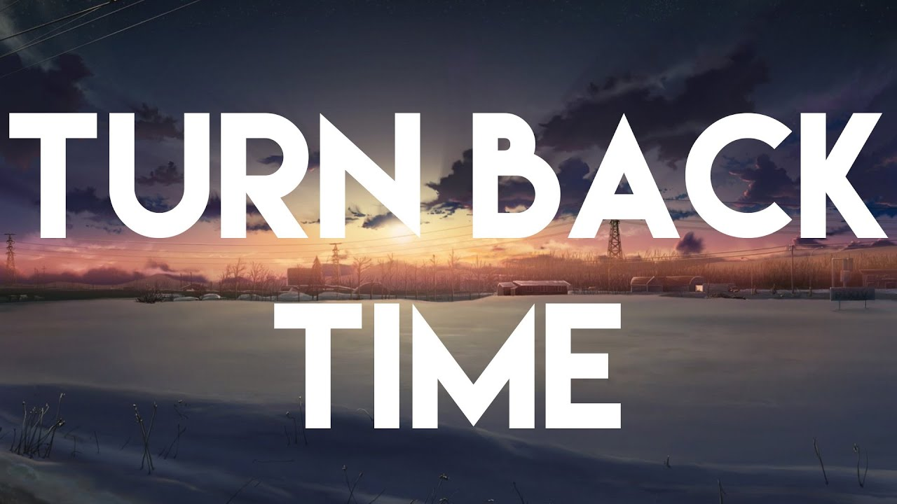 how to turn back time on windows 8