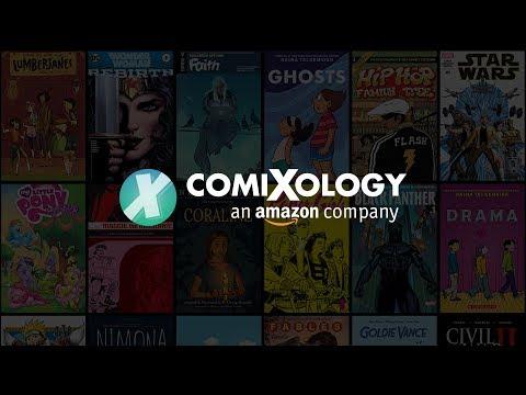 ComiXology – Comics, Graphic Novels & Manga