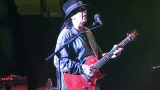 Santana - Anywhere You Want To Go - @ Madison Square Garden 4/13/13