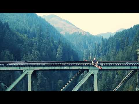Vance Creek Bridge, Washington, Journey