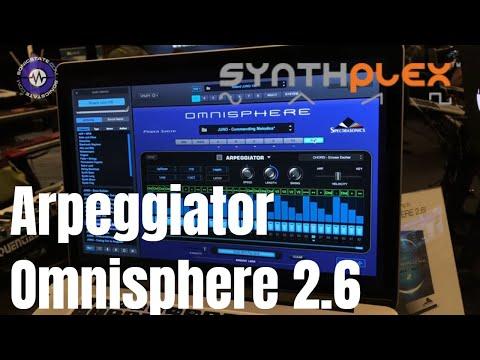 Synthplex 2019 Omnisphere 2.6 - More on That Arpeggiator