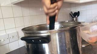 HOW TO COOK OKRA SAUCE (ILA ASEPO IN WESTERN NIGERIA)