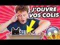 J'OUVRE VOS COLIS (ÇA TOURNE PRESQUE MAL) - NORMAN