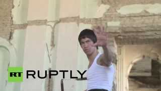 Afghanistan: Kung Fu fighting! Meet the Afghan BRUCE LEE