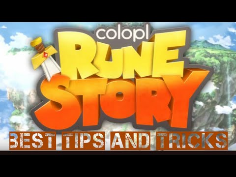 Colopl Rune Story iOS Android Tips and Tricks to get Free Jewels in the Game ( Strategy ) !