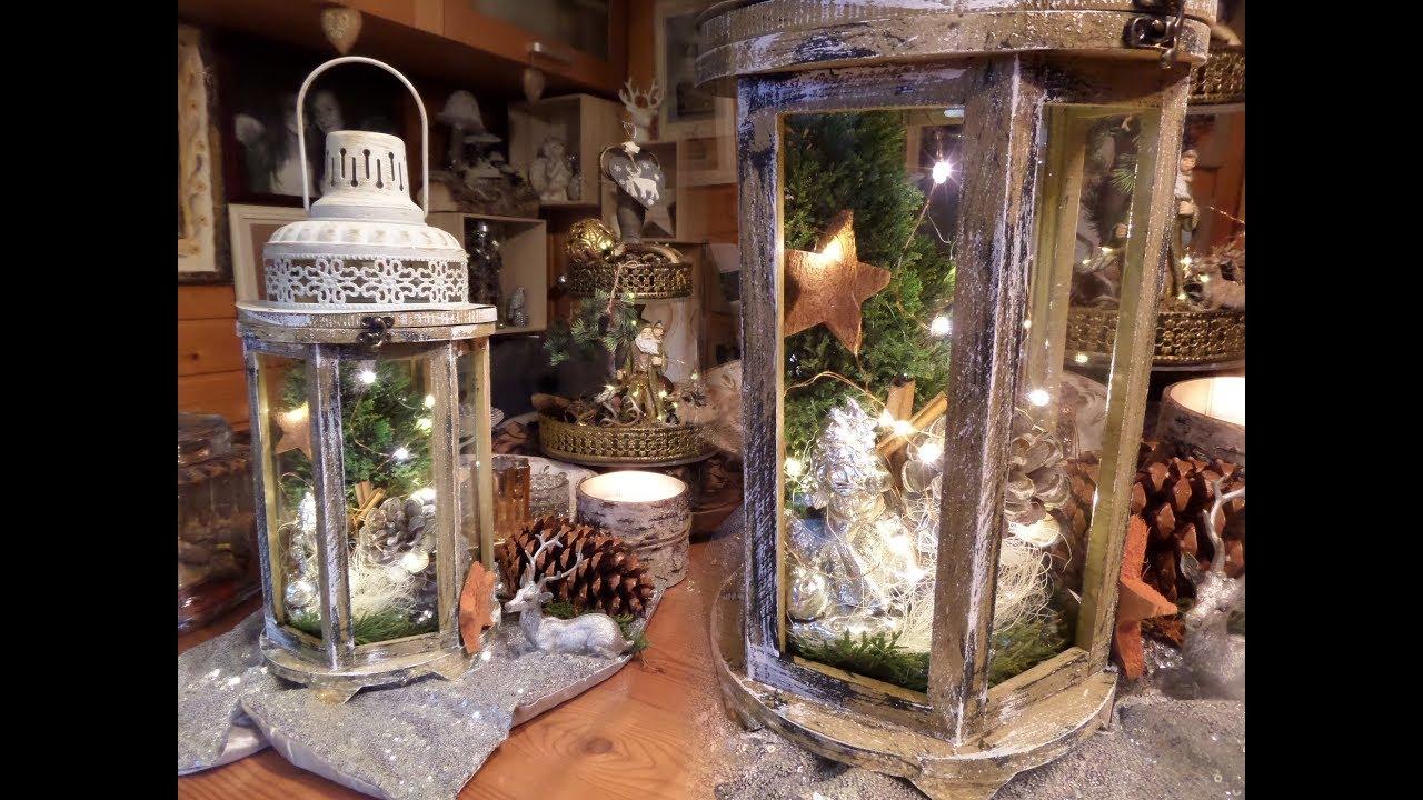 dekoration laterne weihnachten dekoration. Black Bedroom Furniture Sets. Home Design Ideas