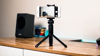 Mi Selfie Stick Tripod - Best Accessory for Smartphone Vloggers