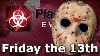 Plague Inc. Custom Scenarios - Friday the 13th