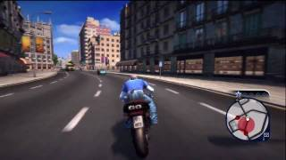Wheelman - Xbox 360 - HD - Real Gameplay - Awesome ! !
