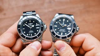 Is The Invicta Pro Diver As Good As The Rolex Submariner?