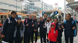 Wahine Tennis Goes to Japan 2019 | Roxanne Resma