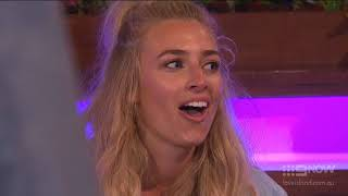 Elias chooses Millie for the Hideaway | Love Island Australia 2018
