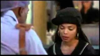 Tupac & Janet in Poetic justice