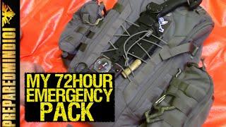 FAQ What 39 s Inside my 72 Hour Emergency Pack Preparedmind101