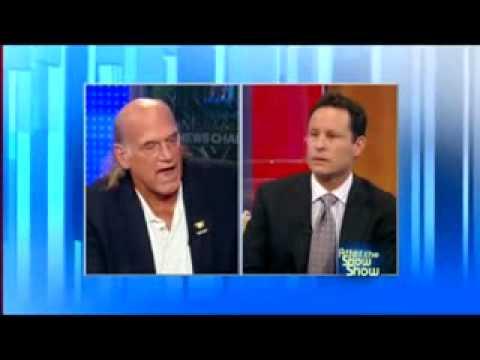 Jesse Ventura battles a Jewish reporter on Fox