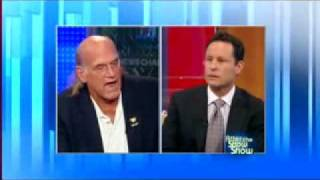 Jesse Ventura battles a Jewish reporter on Fox