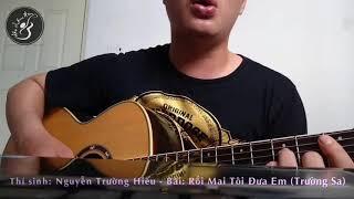 Rồi Mai Tôi Đưa Em (Trường Sa) - Cover Trường Hiếu - Dự thi cuộc thi Guitar Online Dấu Chấm Đen