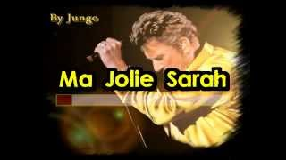 KARAOKE - Meddley de JOHNNY HALLYDAY