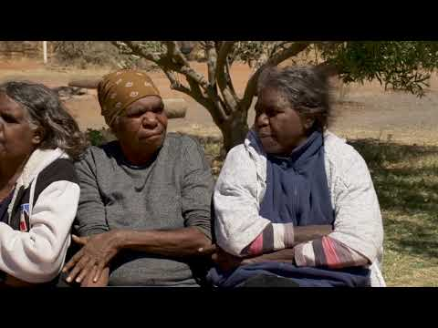 Aboriginal Men and Women - Please Vote NO (Warlpiri; Pintupi
