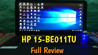 HP 15-be011tu Laptop Full Review Hp Laptop Review With My Oppenion