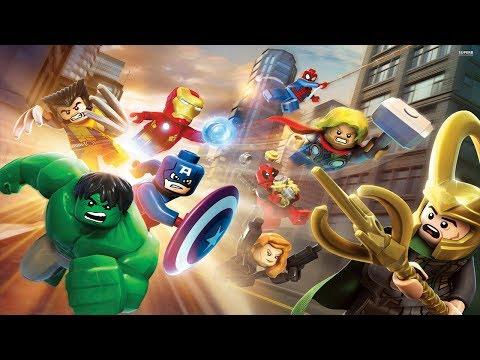 LEGO Marvel Super Heroes  Pelicula Completa Español thumbnail