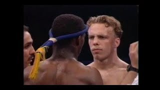 Ramon Dekker v Chainoy World title fight