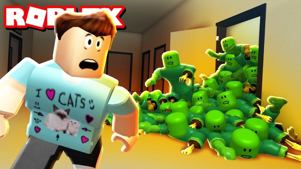 Roblox Zombie Attack Youtube
