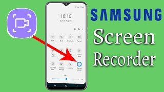 Samsung Screen Recorder : How To Record Screen on Galaxy A20/A30/A50/A70/S9/S10/S10+  #HelpingMind