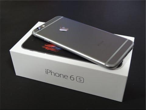 IPhone 6S Kutu Açılımı Ve İlk Bakış - Türkçe