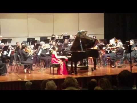 Emma Lee's Performance at Cubberley Theatre Palo Alto CA
