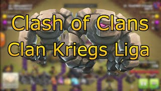 Unsere Angriffe & Veteidigungen! in der CKL I Clash of Clans I Teil 1/2