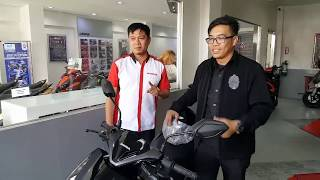 """Buying Coco Martin's Game Changer """"The all new HONDA CLICK 125i"""""""