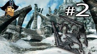 Skyrim #2 (  RP )  ПЕРВАЯ ПРИБЫЛЬ