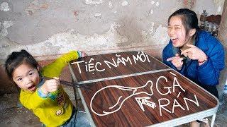 Tết Của Hai Chị Em Mồ Côi ❤ Tiệc Năm Mới Của Con Nhà Nghèo - Trang Vlog