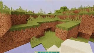 Как скопировать блок в Minecraft ?