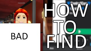 HOW TO FIND ALL ROBLOX ODer GAMES!! (WORKING)