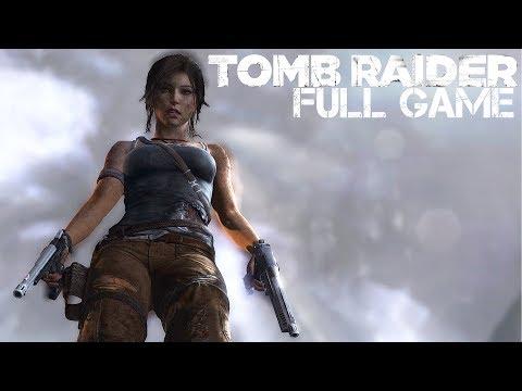 Tomb Raider - FULL GAME WALKTHROUGH - No Commentary
