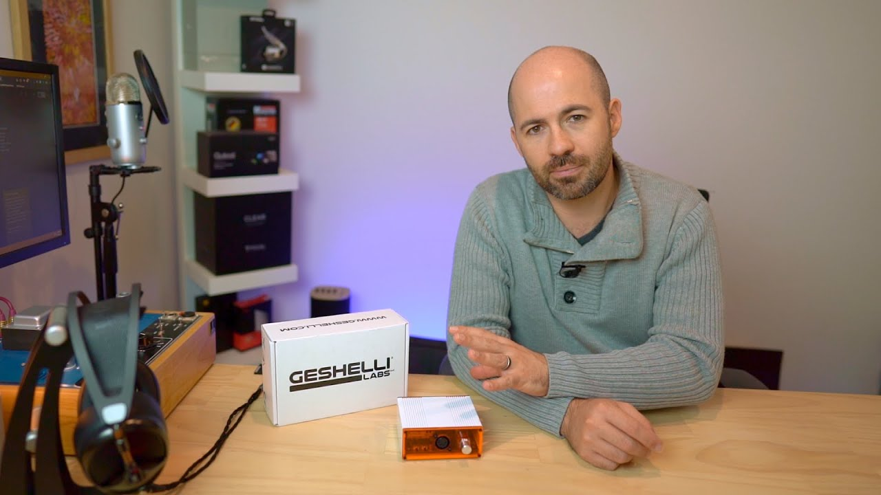 Geshelli Labs Erish Balanced Headphone Amp Review