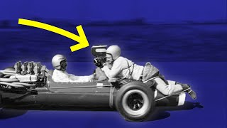 The Incredible Evolution of F1 Onboard Cameras