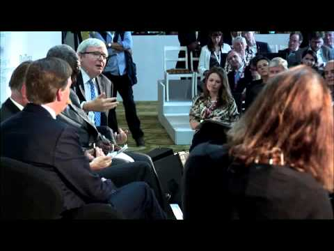 What Now? First Steps Toward a Re-balanced World | London Conference 2014 - Session Five