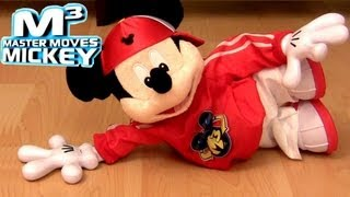 Disney M3 Master Moves Mickey from Fisher-Price Interactive Toy Dancing Singing